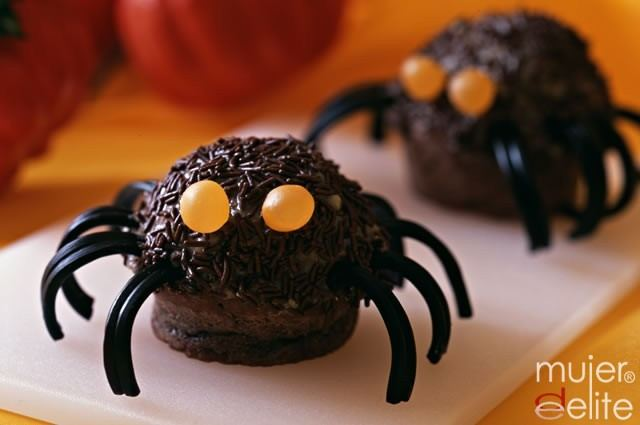Foto Recetas para Halloween: Arañas