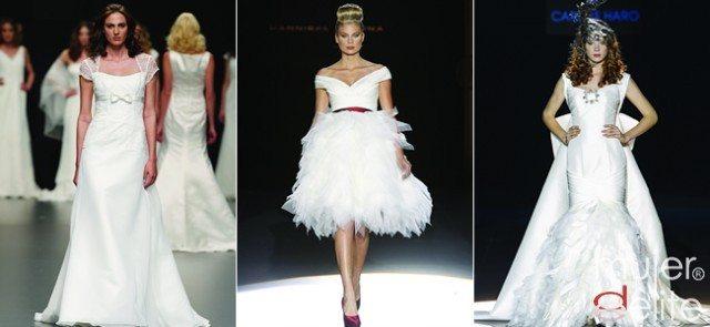 Foto Elige el vestido de novia que más te favorece