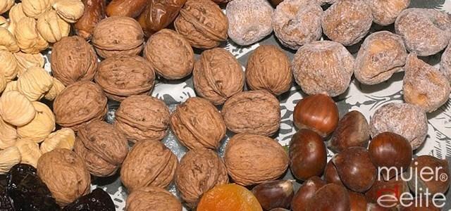 Foto Propiedades y beneficios de los frutos secos