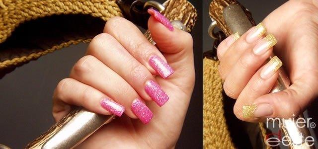 Foto Aprender a decorar las uñas en casa