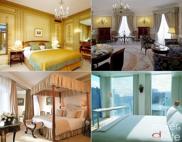 Foto Los hoteles donde se hospedan Shakira y Piqué, Jennifer López, Madonna o Brad Pitt