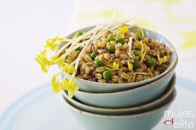 Foto Los germinados, un alimento natural que puedes hacer en casa