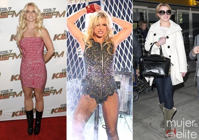 Foto Los looks de Britney Spears