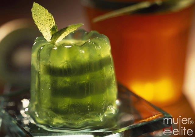Foto La gelatina en la dieta