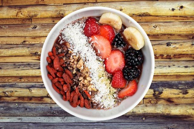 Foto La avena y los frutos secos, indispensables en un desayuno sano y energético