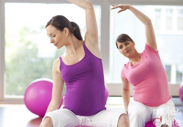 Foto Los cambios corporales en el embarazo