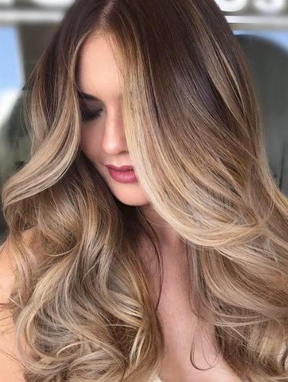 Foto Bronde, el color de pelo que siempre favorece