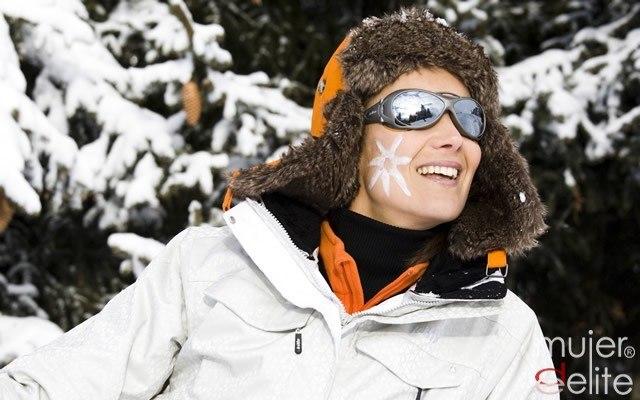 Foto En la nieve son necesarias cremas de alta protección solar