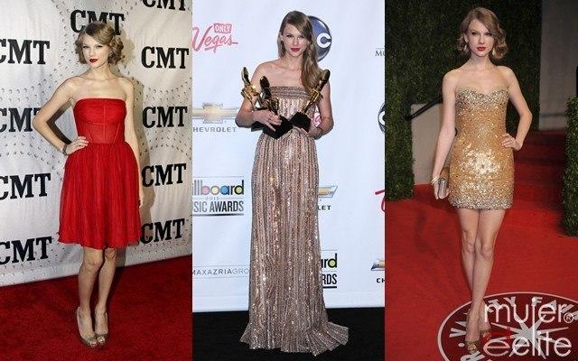 Foto Copia el look de Taylor Swift