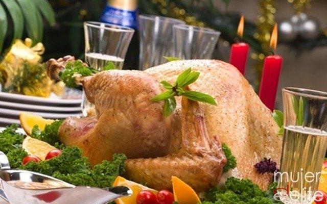 Foto El tradicional pavo asado es una opción apetitosa y recomendables para diabéticos en Navidad