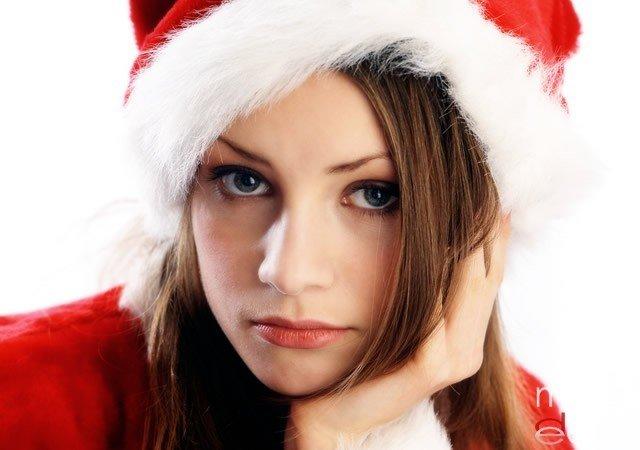 Foto Supera la tristeza y la melancolía en Navidad