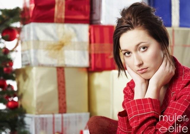 Foto Cómo superar la depresión navideña