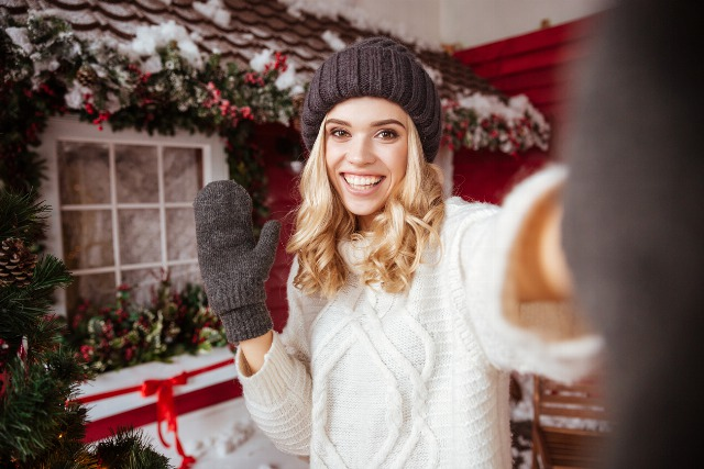 Foto Ideas prácticas y divertidas para quemar calorías en Navidad