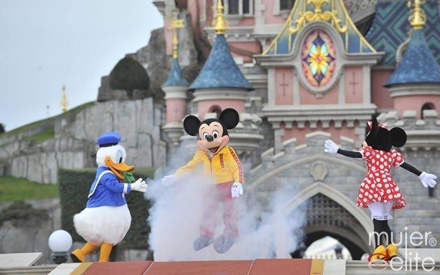 Foto Disneyland París, destino infalible en Navidad para los más pequeños