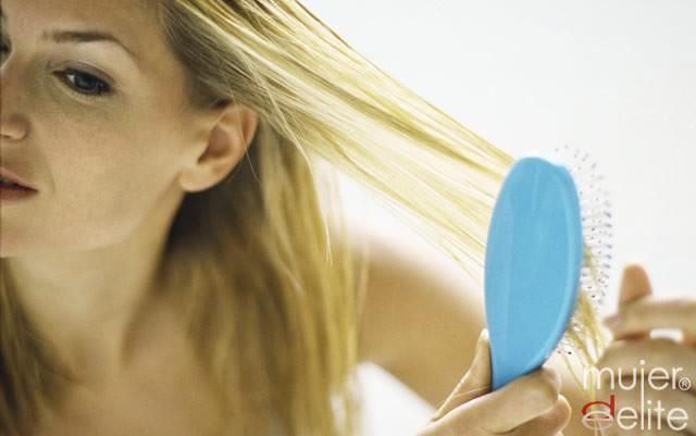 Foto Soluciones para un pelo brillante, hidratado y sano