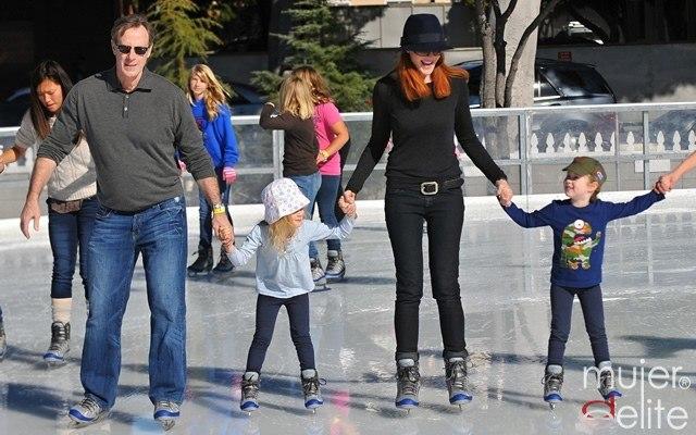 Foto Patinaje sobre hielo, un deporte divertido y completo
