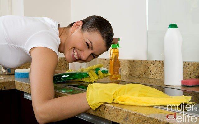 Productos y trucos caseros para la limpieza ecolgica del - Productos de limpieza ecologicos ...