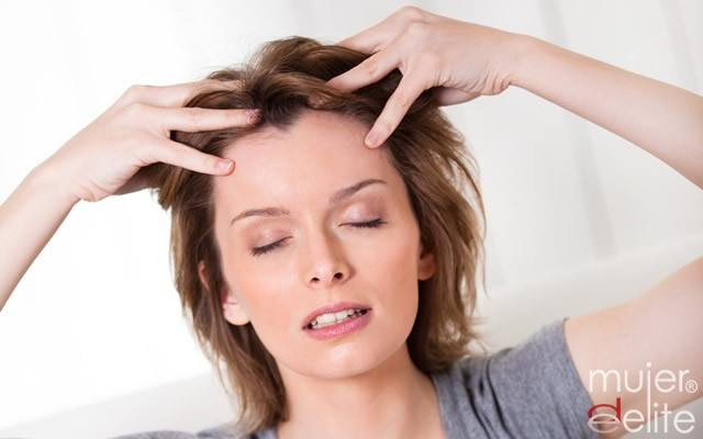 Foto Masajes capilares contra la caída del cabello