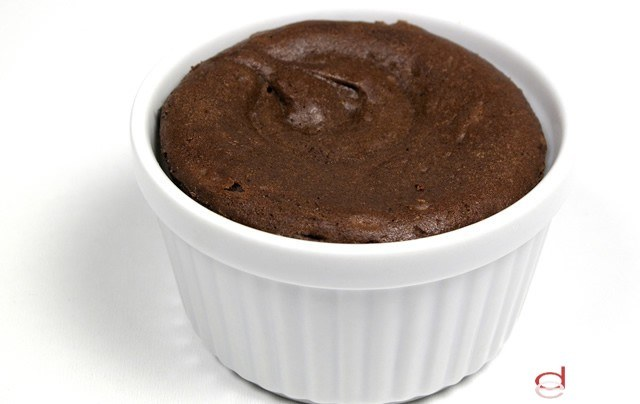 Mousse de chocolate Dukan