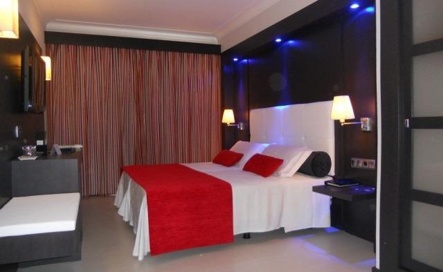 Foto Habitación del Hotel Saratoga en Palma de Mallorca