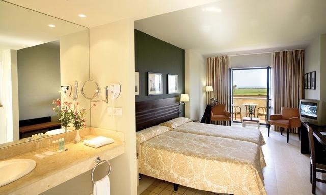 Foto Habitación del Hotel Barceló Costa Ballena en Rota