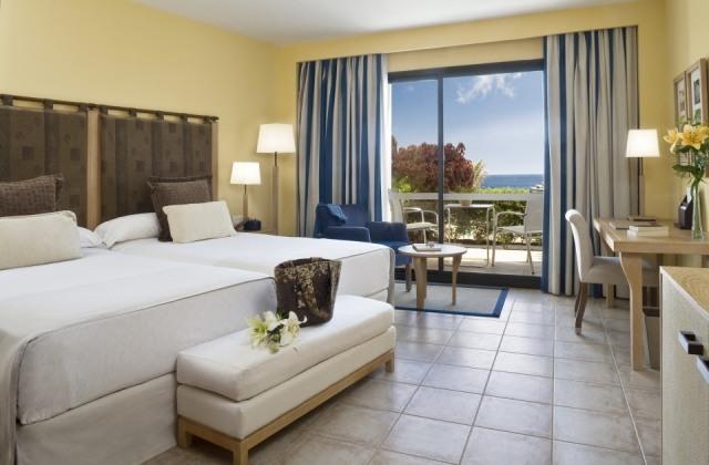 Foto Habitación del Hotel Hesperia Lanzarote en Costa Calero
