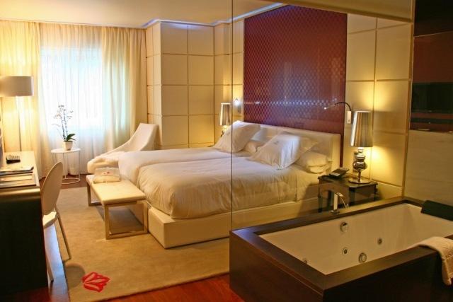 Foto Habitación del Hotel Nagari en Vigo