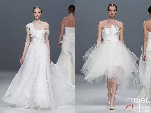 Foto Vestidos de novia de Jesús del Pozo 2012