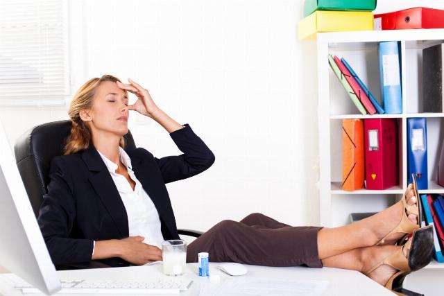 Foto Cómo superar el dolor de cabeza por el cambio de hora
