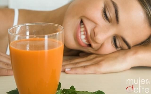 Foto Los zumos vegetales te ayudan a quemar grasa y mejoran tu dieta