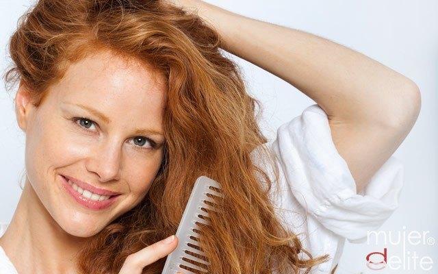 Foto Cuidados básicos que estimulan el crecimiento del pelo