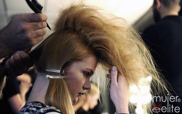 Foto Las siliconas en el cabello a análisis