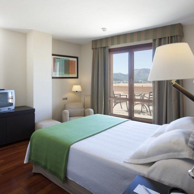 Foto Habitación del NH Cartagena