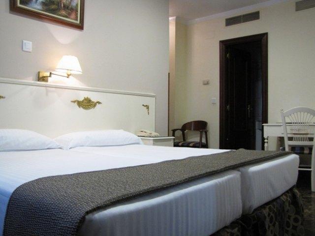 Foto Habitación del Hotel Atrio en Valladolid