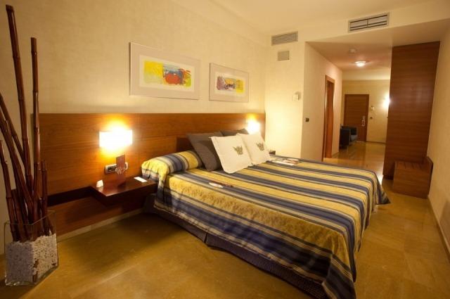 Foto Habitación del Hotel Meliá Palacio de Tudemir en Orihuela, Alicante