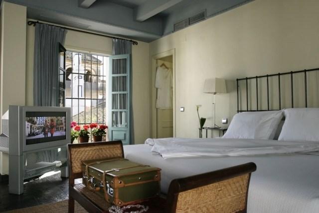 Foto Habitación del Hotel Hospes Las Casas del Rey de Baeza en Sevilla