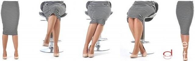 Foto El lenguaje de las piernas