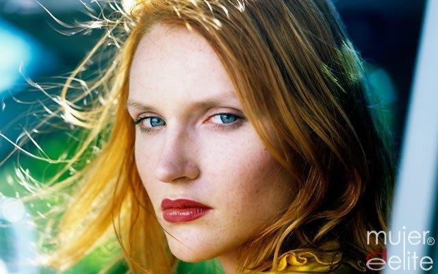 Foto Consejos de maquillaje para pelirrojas