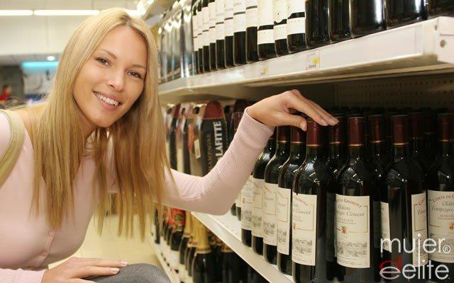 Foto Los beneficios del vino tinto en la mujer