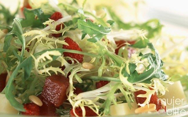 Foto Recetas con fresas
