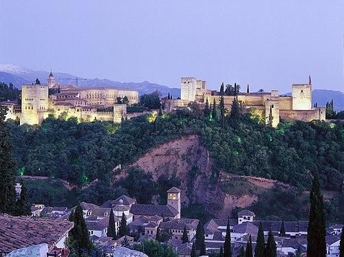 Foto Granada, una escapada que no defrauda