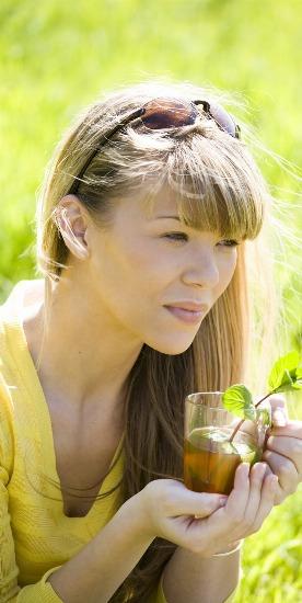 Foto  Una nueva forma de proteger nuestras encías, el té verde