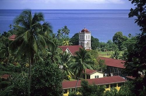 Foto Las islas Fiji, paraíso de recién casados