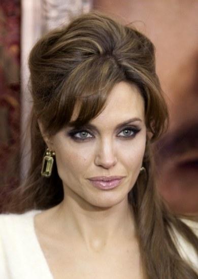 Foto Angelina Jolie: belleza por genética... y por cosmética