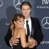 Elsa Pataky, inseparable de Chris Hemsworth