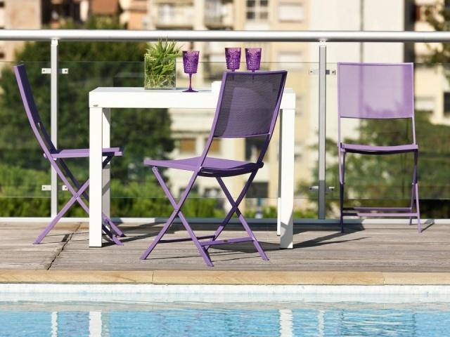 Foto El color y el confort, claves de la decoración de exteriores este verano
