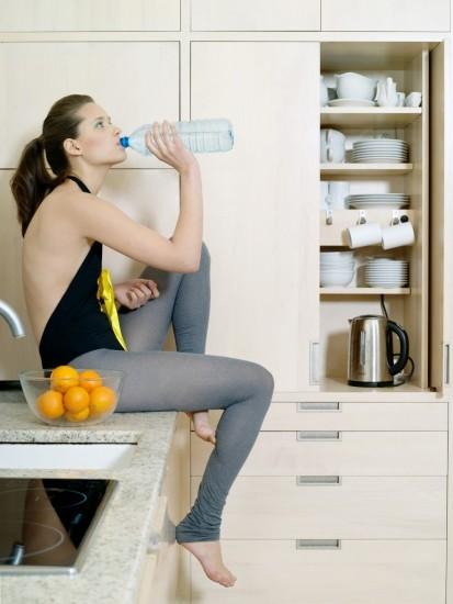 Foto Agua, zumos e infusiones para evitar la retención de líquidos