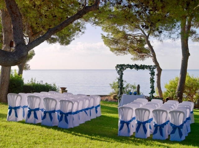 Foto Jardín del hotel H10 Punta Negra, Costa d´en Blanes, Mallorca