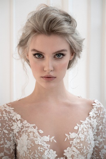 Foto La frescura en el maquillaje, esencial para las novias