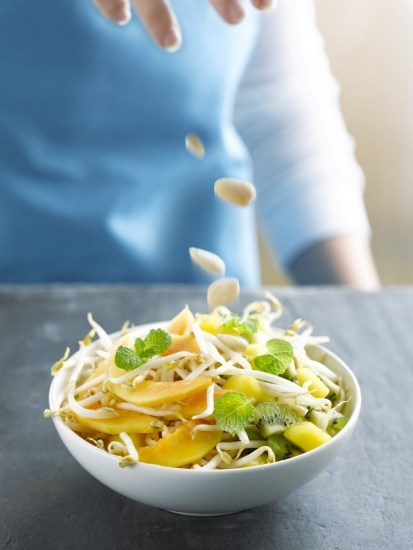 Foto La soja, entre los alimentos más deseados... y más modificados genéticamente